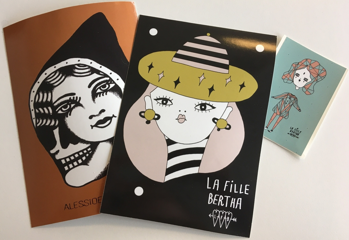 A caso #2 – New T-shirt by La FilleBertha