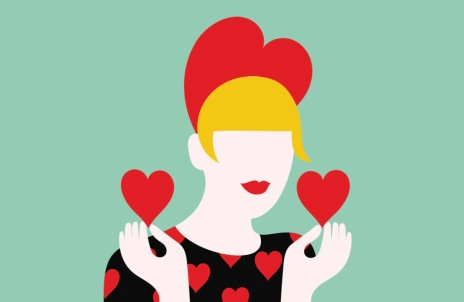lady of hearts