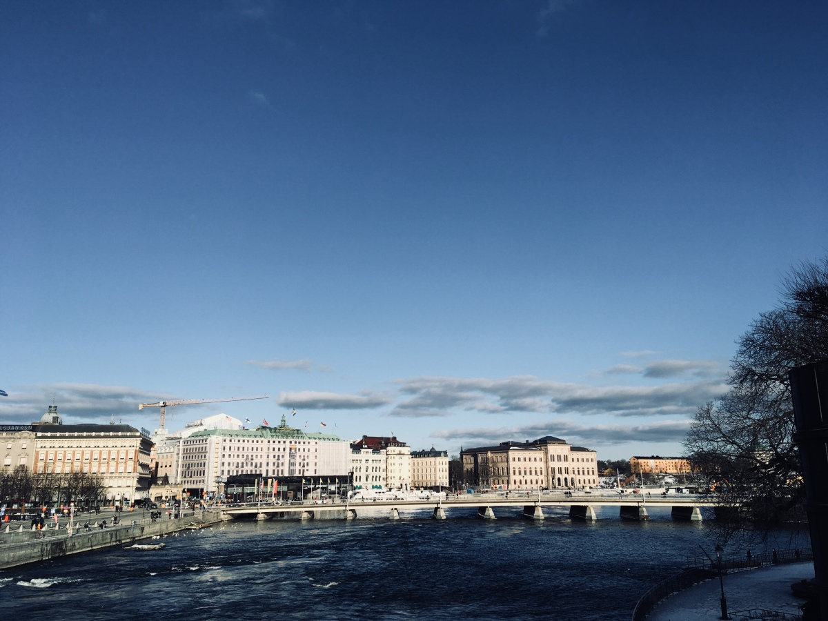 A day out in centralStockholm