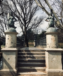 """""""Il ponte delle sirene"""" in Parco Sempione"""